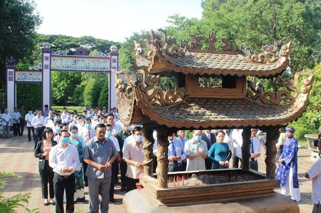 Bình Định: Tổ chức Lễ giỗ Hoàng đế Quang Trung - 7