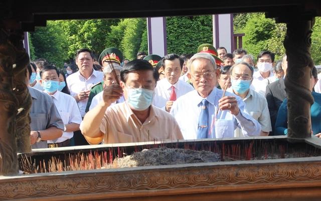 Bình Định: Tổ chức Lễ giỗ Hoàng đế Quang Trung - 3