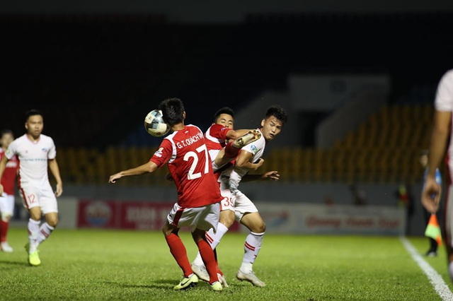 Hậu vệ Bùi Tiến Dũng toả sáng, CLB Viettel vào chung kết cúp Quốc gia - 2