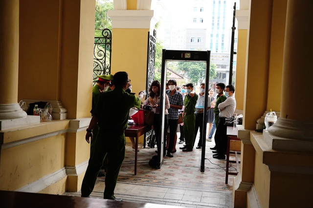 Chủ tọa lưu ý tài liệu mật trong vụ án ông Nguyễn Thành Tài - 5