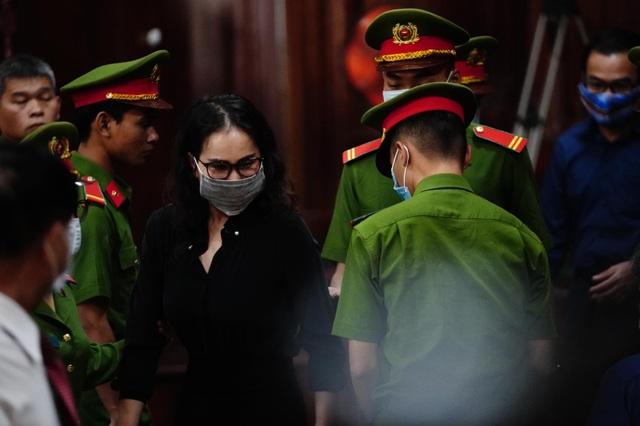 Chủ tọa lưu ý tài liệu mật trong vụ án ông Nguyễn Thành Tài - 4