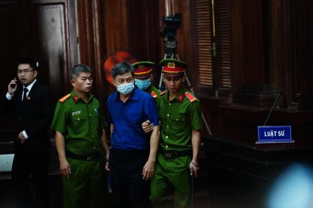 Chủ tọa lưu ý tài liệu mật trong vụ án ông Nguyễn Thành Tài - 6