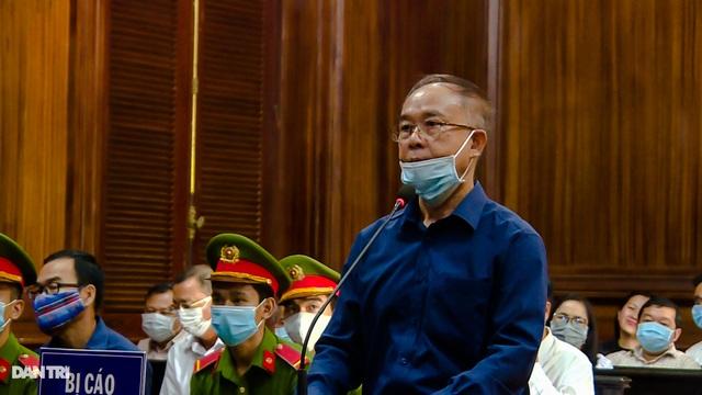 Toàn cảnh buổi đầu tiên xét xử ông Nguyễn Thành Tài và đồng phạm - 13