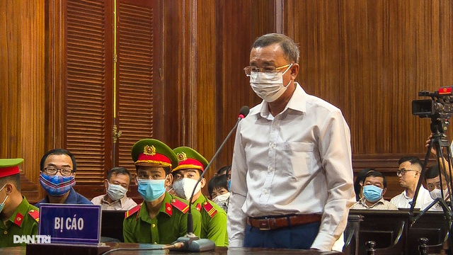 Toàn cảnh buổi đầu tiên xét xử ông Nguyễn Thành Tài và đồng phạm - 14