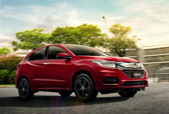 Honda HR-V 2020 - Không ngừng chinh phục thử thách - 1
