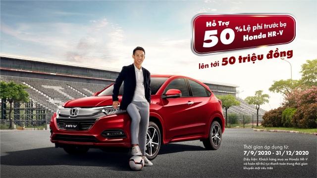 Honda HR-V 2020 - Không ngừng chinh phục thử thách - 5