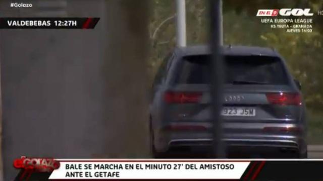 Bị Real Madrid xử tệ, Gareth Bale tiếp tục có hành động xấu xí - 1