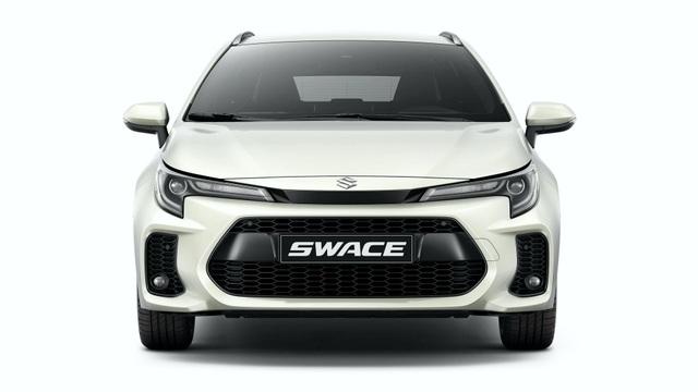 Suzuki Swace - bản sao xuất sắc của Toyota Corolla - 3
