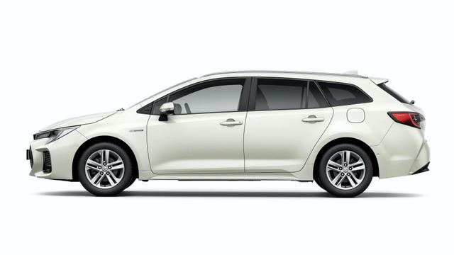 Suzuki Swace - bản sao xuất sắc của Toyota Corolla - 4