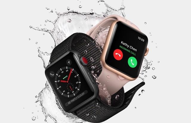 5 năm từ con số 0, Apple Watch khiến các ông lớn toát mồ hôi như thế nào? - 3