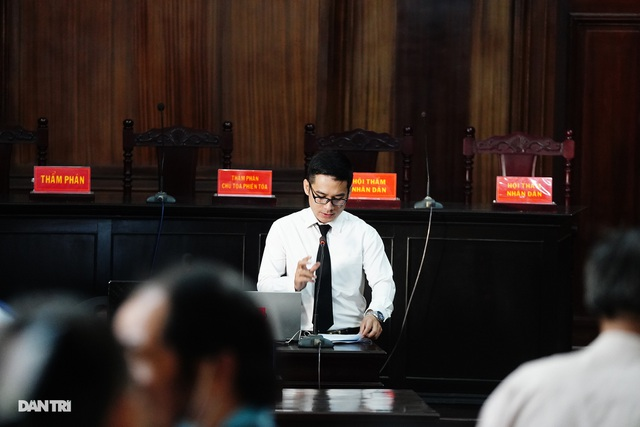Toàn cảnh buổi đầu tiên xét xử ông Nguyễn Thành Tài và đồng phạm - 5