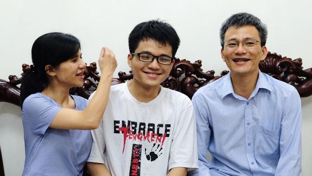 Thủ khoa 30 điểm tuyệt đối khối B ở Đà Nẵng: Mơ trở thành bác sĩ từ bé - 4