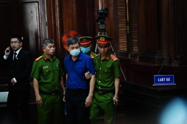 Cựu Phó Chủ tịch TPHCM Nguyễn Thành Tài hầu tòa - 6