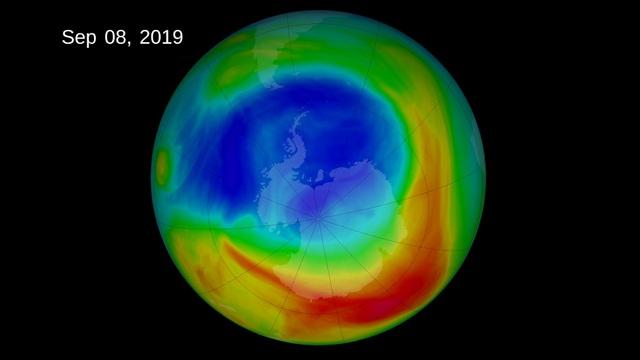 Bảo vệ tầng ozone- những thách thức mới - 1