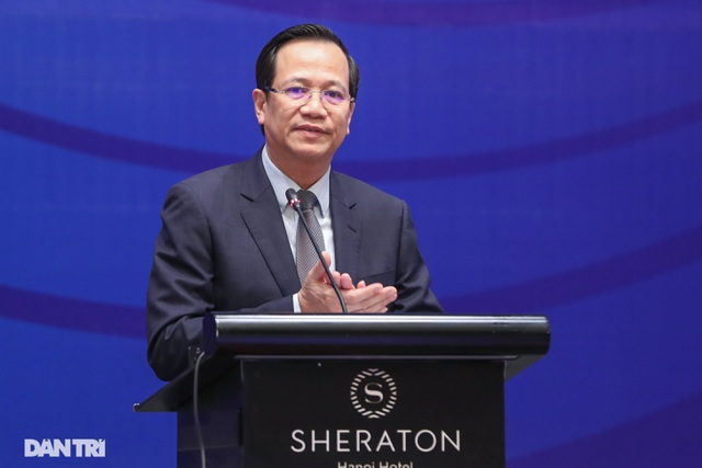 Bộ trưởng Đào Ngọc Dung: ASEAN xác định con người là trung tâm phát triển - 2
