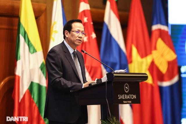 Bộ trưởng Đào Ngọc Dung: ASEAN xác định con người là trung tâm phát triển - 3