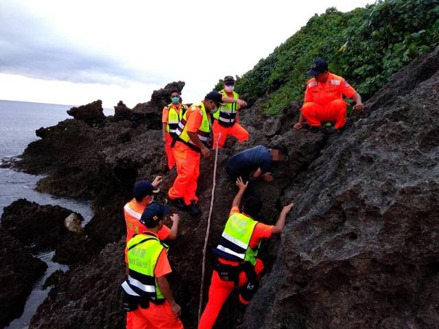 Đài Loan bắt 23 người Việt vượt biển trái phép - 1