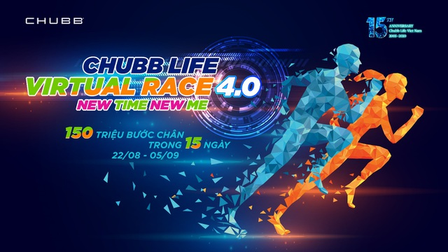 """Chubb Life Việt Nam """"số hóa"""" hoạt động thể thao - 1"""
