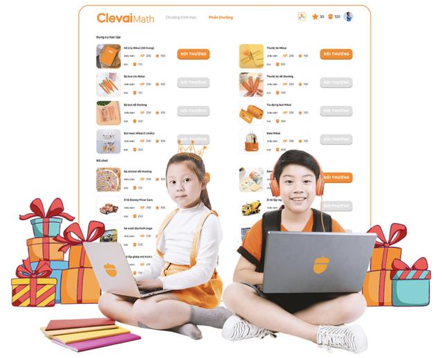 Đau đầu với Toán cấp một, học sinh Việt lần đầu tiên được học e-learning với cặp đôi thầy cô cùng lúc, qua Live Streaming tích hợp AI - 3