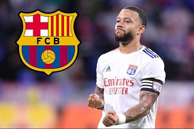 Quá túng tiền, Barcelona bất ngờ từ bỏ Memphis Depay - 1