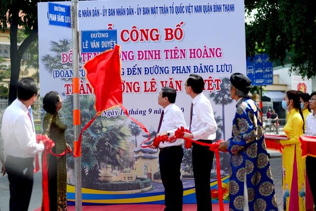 TPHCM chính thức có đường Lê Văn Duyệt - 2