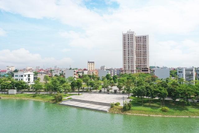 Tài chính thảnh thơi lên đời nhà mới với CSBH đột phá Bách Việt Lake Garden - 2