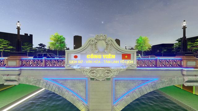 """Đề xuất cải tạo sông Tô Lịch thành """"Công viên Lịch sử-Văn hoá-Tâm linh"""" - 1"""