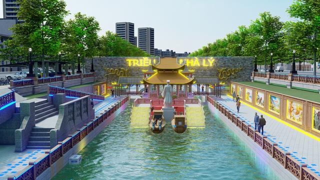 """Đề xuất cải tạo sông Tô Lịch thành """"Công viên Lịch sử-Văn hoá-Tâm linh"""" - 3"""