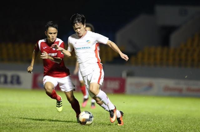 Vì sao HLV Park Hang Seo chọn theo dõi trận Than Quảng Ninh – Viettel? - 3
