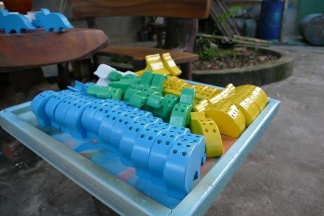 Học nghề cơ khí, chàng trai quê lúa tự mở công ty sản xuất đồ chơi - 5