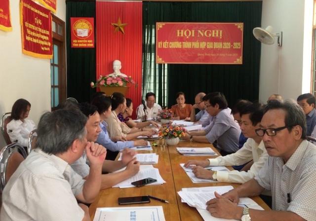 Quảng Bình: Vận động hơn 262 tỷ đồng quỹ khuyến học giai đoạn 2015-2020 - 1