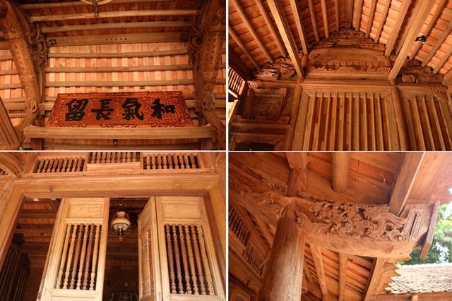 Độc nhất Hà Nội: Biệt phủ làm từ đá ong, bên trong toàn đồ cổ quý - 11