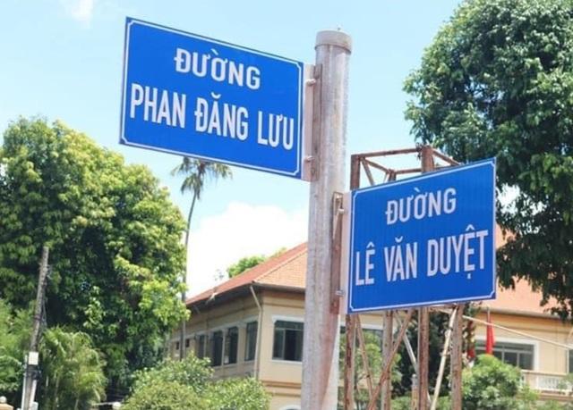 TPHCM chính thức đổi tên đường Đinh Tiên Hoàng thành Lê Văn Duyệt - 3