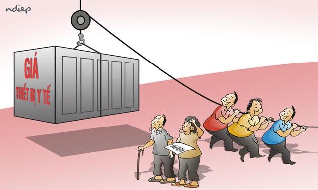 Nâng khống, thổi giá, cần xử lý trách nhiệm người đứng đầu! - 1