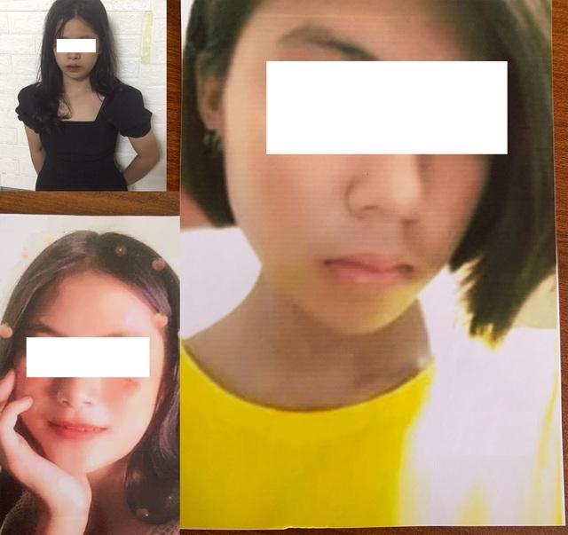 3 trong số 5 nữ sinh được giải cứu.