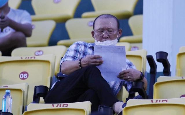 Vì sao HLV Park Hang Seo chọn theo dõi trận Than Quảng Ninh – Viettel? - 1
