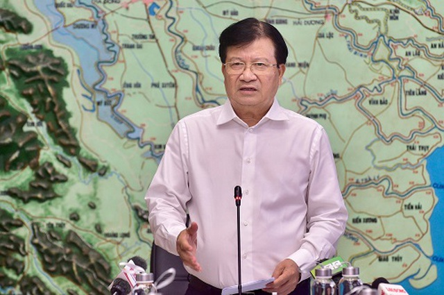 Phó Thủ tướng: Không chủ quan với cơn bão số 5 - 3