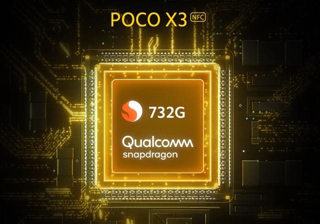 POCO X3 NFC Smartphonedành cho game thủ sẽ ra mắt tại Việt Nam hôm nay - 3