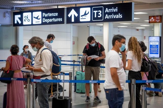 Sân bay đầu tiên trên thế giới đạt chuẩn 5 sao phòng Covid-19 - 2