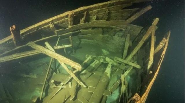 Phát hiện tàu ma 400 năm tuổi còn nguyên vẹn ngoài khơi Phần Lan - 2
