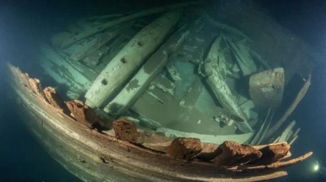Phát hiện tàu ma 400 năm tuổi còn nguyên vẹn ngoài khơi Phần Lan - 3