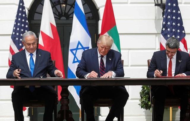 Israel - UAE - Bahrain ký thỏa thuận lịch sử tại Nhà Trắng - 3