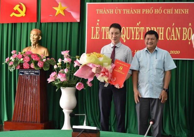 Trưởng Ban Đô thị HĐND TPHCM làm Phó Bí thư quận Thủ Đức - 1