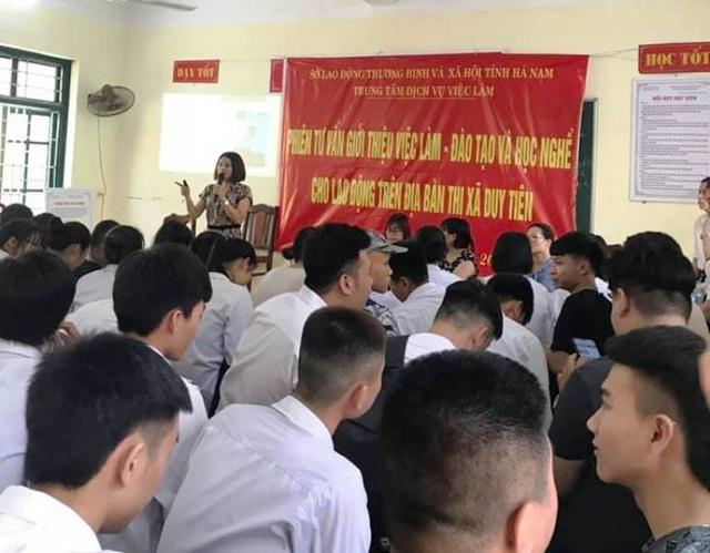 Hà Nam: Dành 855 tỷ phát triển giáo dục nghề nghiệp giai đoạn 2021-2025 - 2