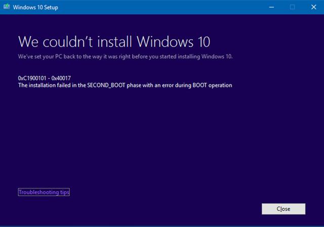 Bản cập nhật mới của Windows 10 khiến người dùng chán nản vì quá nhiều lỗi - 1