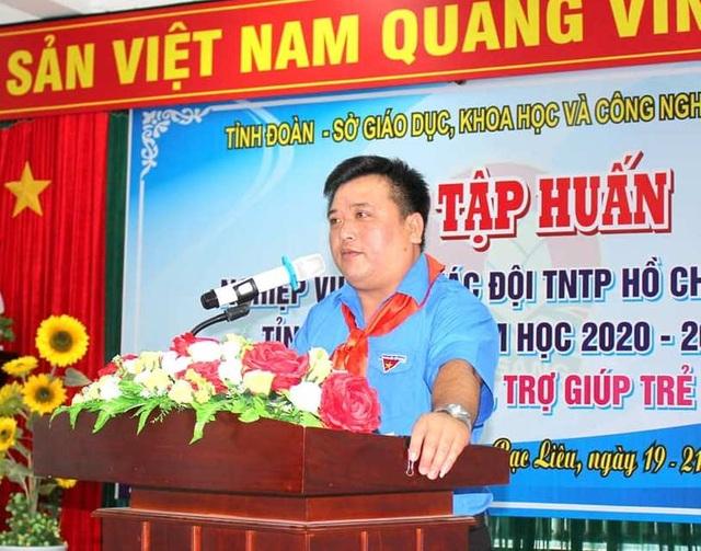 Bạc Liêu: Phó bí thư tỉnh Đoàn 35 tuổi được bầu làm Bí thư tỉnh Đoàn - 1