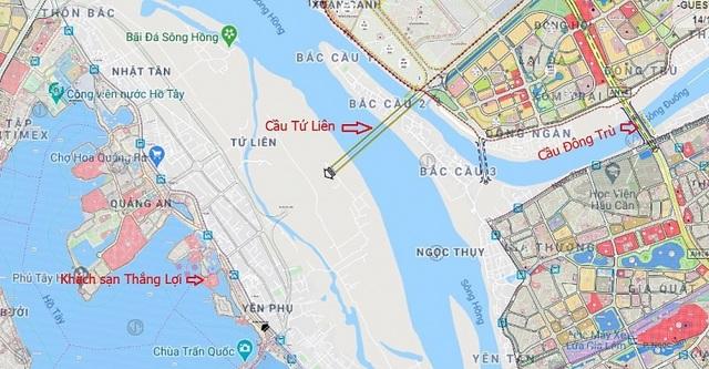 """Hà Nội xây dựng 5 cây cầu bắc qua sông Hồng, """"cú hích"""" phát triển kinh tế - 2"""