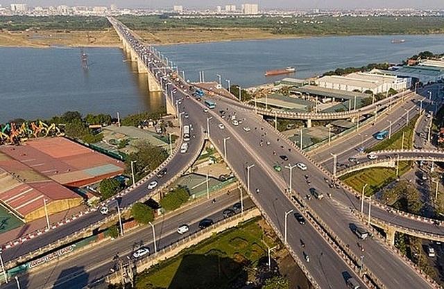 """Hà Nội xây dựng 5 cây cầu bắc qua sông Hồng, """"cú hích"""" phát triển kinh tế - 4"""