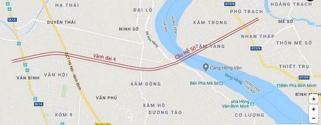 """Hà Nội xây dựng 5 cây cầu bắc qua sông Hồng, """"cú hích"""" phát triển kinh tế - 6"""