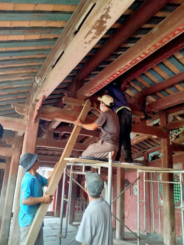 Phố cổ Hội An bảo vệ di tích trước khi bão đổ bộ - 3
